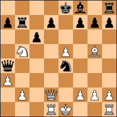 Chess Puzzle of The Day Ju4rbal4c3z